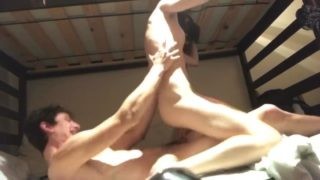Wild college fucking – white couple xxx video